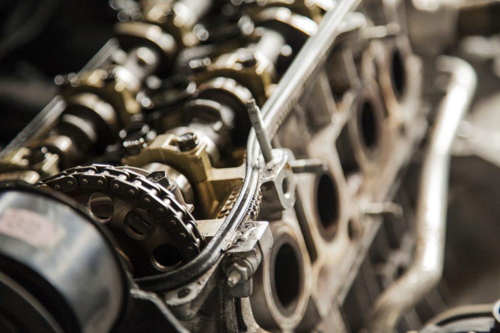 chaîne machine