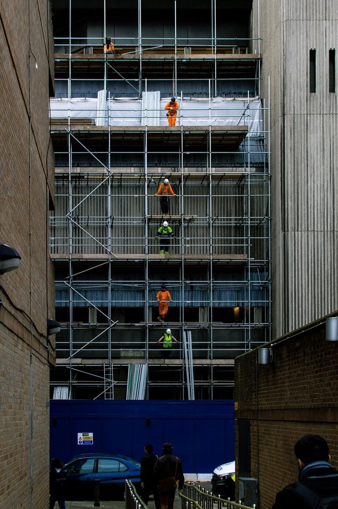 construction immeubles ouvriers